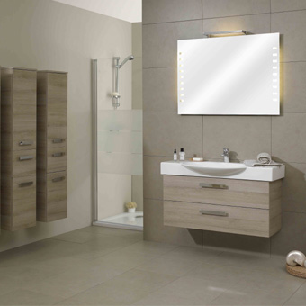 meuble bas salle de bain schmidt. Black Bedroom Furniture Sets. Home Design Ideas
