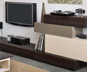 meuble bas tv hifi
