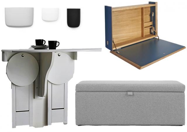 Organisation meuble de bureau habitat