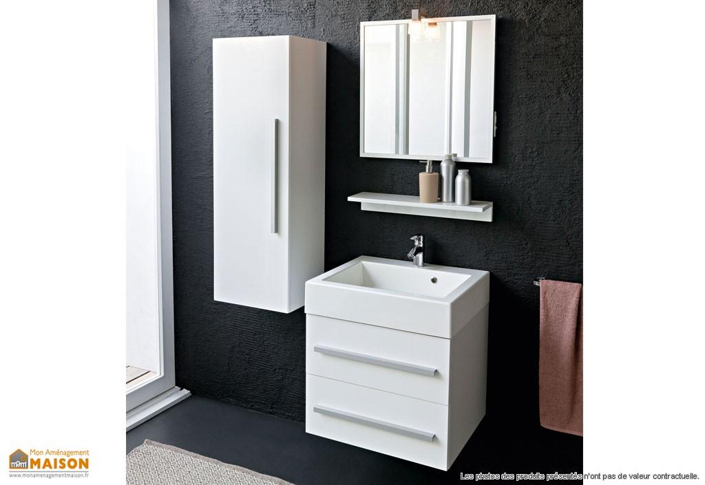 trouver meuble salle de bain 60 x 40