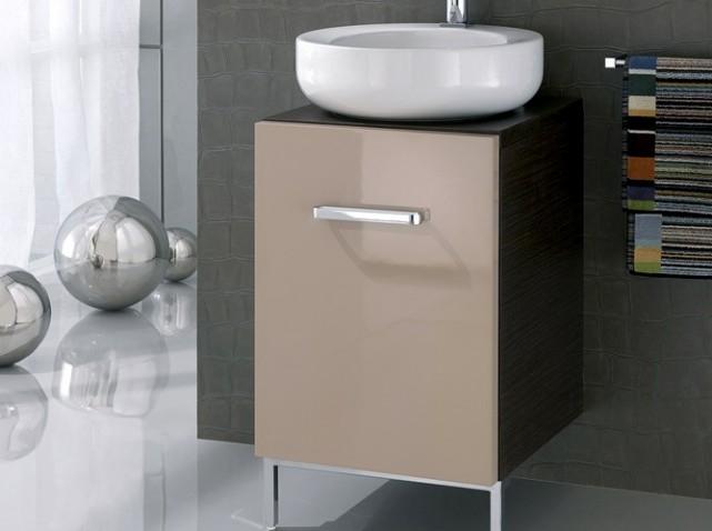 Meuble salle de bain 40 x 40 - Meuble lavabo salle de bain pas cher ...