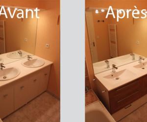 meuble salle de bain quimper