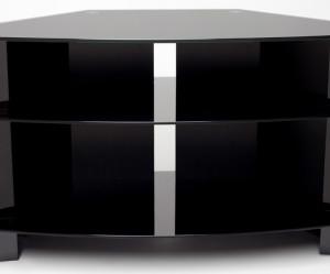 meuble tv d'angle haut