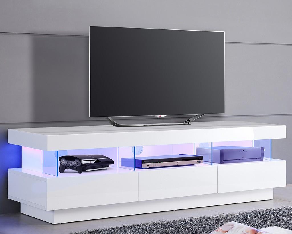 Meuble Tv Chambre Meuble Tv Ecran Plat Suspendu Objets  # Meuble Tv Ecran Plat Suspendu