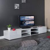 meuble tv tres haut