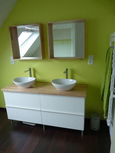 meuble vasque godmorgon. Black Bedroom Furniture Sets. Home Design Ideas