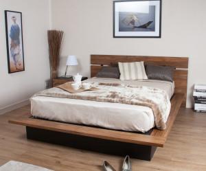 pieds de lit grande taille