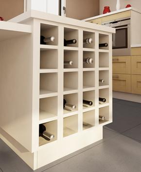 range bouteilles de cuisine. Black Bedroom Furniture Sets. Home Design Ideas