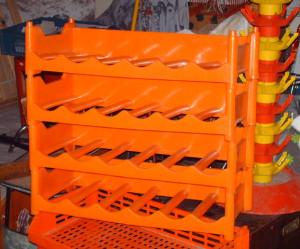 range bouteilles en plastique