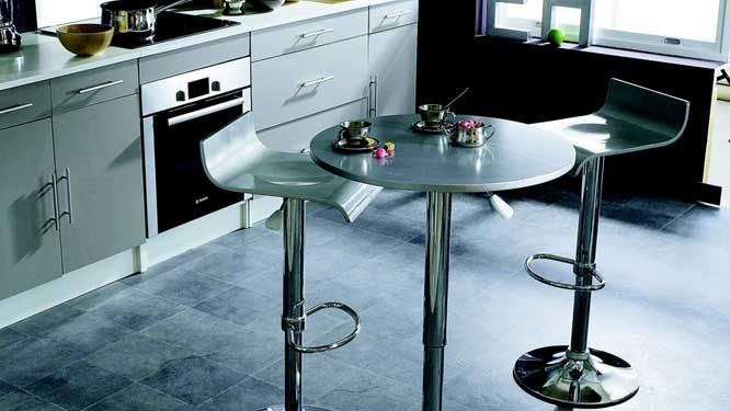 Table a manger haute ikea - Table haute cuisine design ...