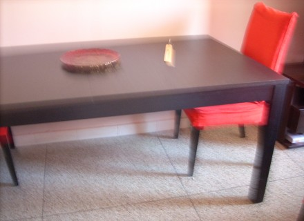 table a manger wenge ikea. Black Bedroom Furniture Sets. Home Design Ideas