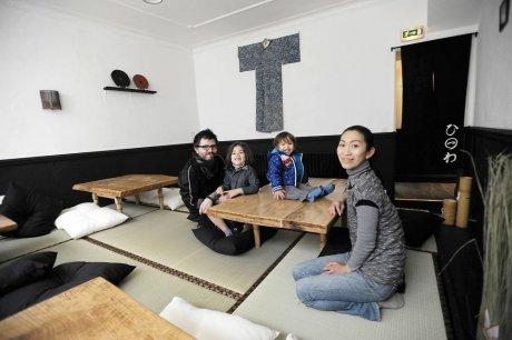 Organisation Table A Manger Japonaise