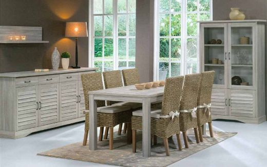 Mobilier maison table a manger kreabel for Table salle manger kreabel