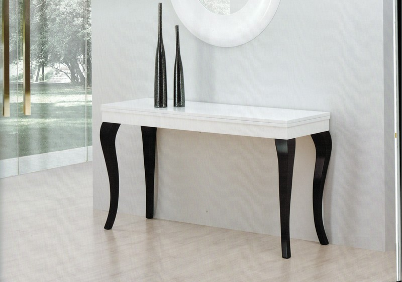 console rallonge ikea interessante ideen. Black Bedroom Furniture Sets. Home Design Ideas