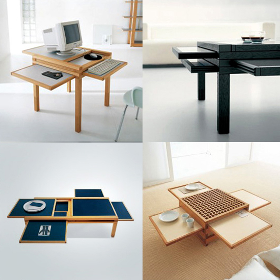 Table Basse Qui Devient Table Manger