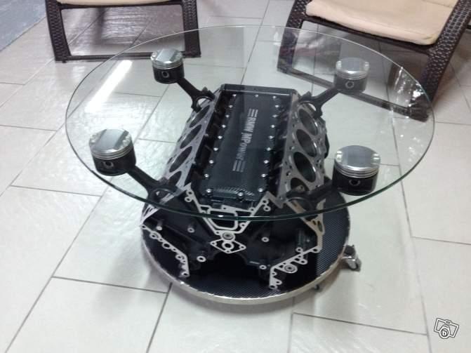 Photo Table Basse V8