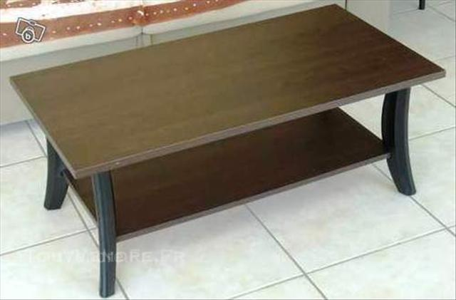 Table basse wenge conforama for Table basse london conforama