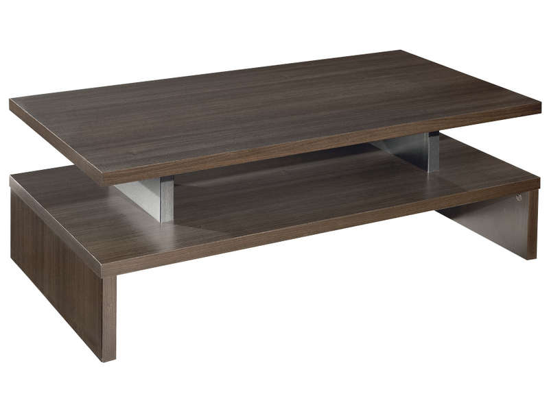 Table basse forme galet conforama meubles de table basse for Table conforama