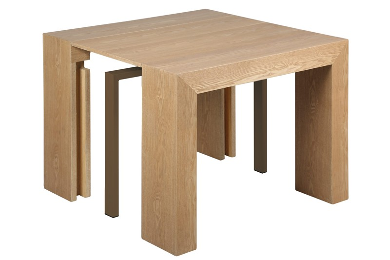 Table console belgique for Table design belgique