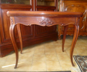 table console de jeux