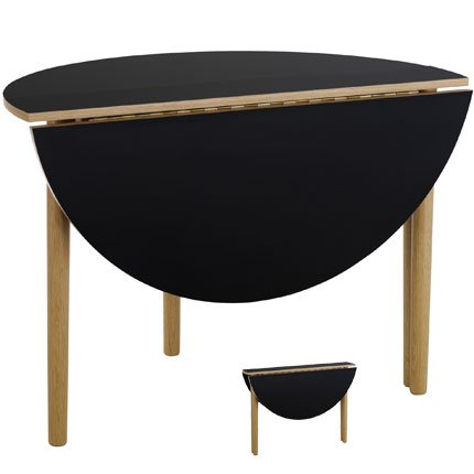 Table Console Demi Lune Extensible En Ligne