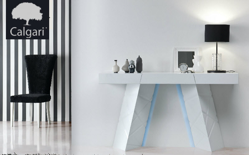 table console design italien. Black Bedroom Furniture Sets. Home Design Ideas