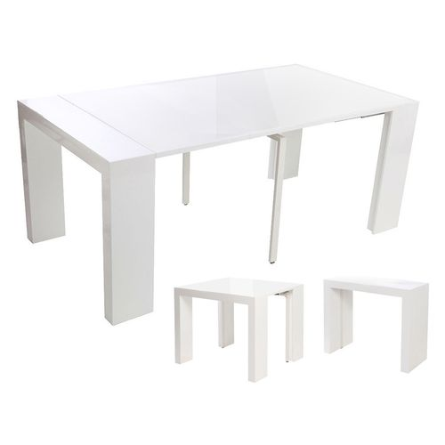 trouver table console extensible fly