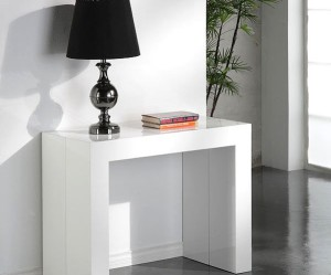 table console laque