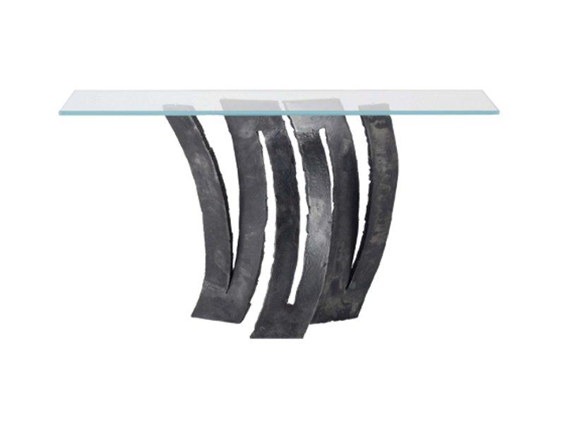 Table console roche bobois for Table roche bobois occasion