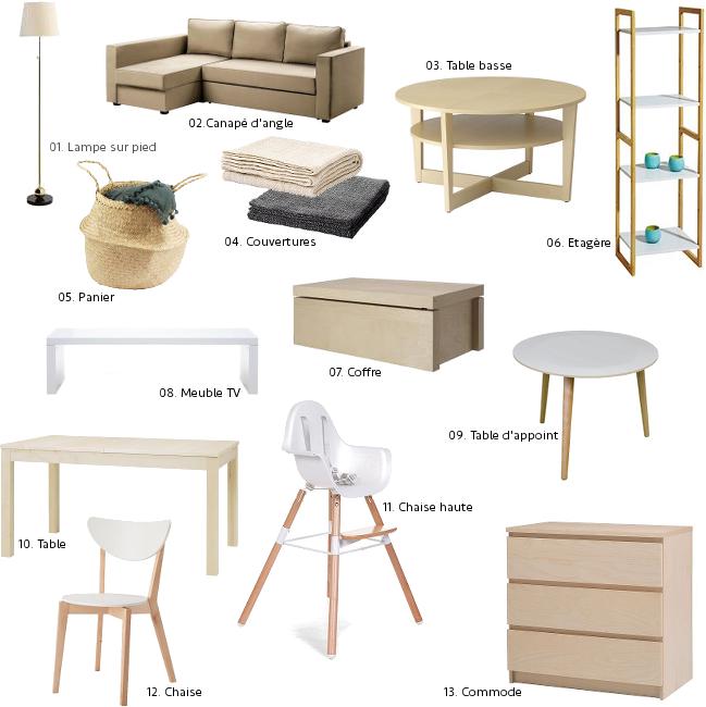 table d 39 appoint casa. Black Bedroom Furniture Sets. Home Design Ideas