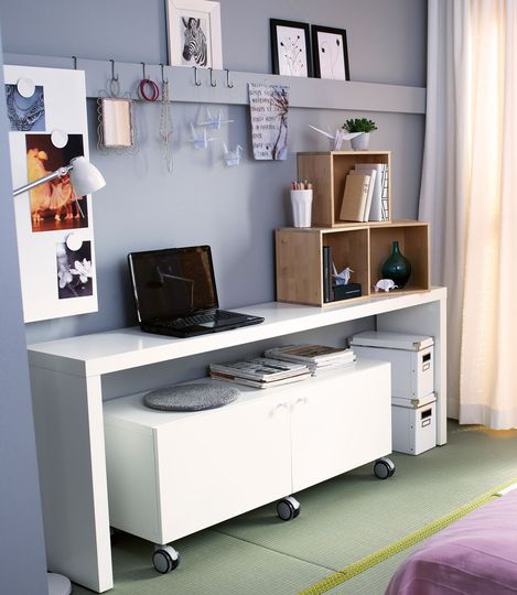Table d 39 appoint malm ikea - Ikea meuble d appoint ...