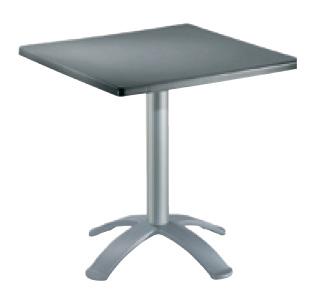 Table de bar exterieur for Table exterieur 60x60