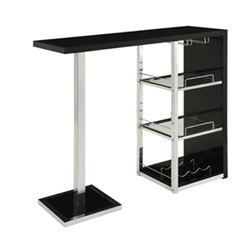 Table De Bar Noir tables de bar. awesome table bar black kosyform with tables de bar