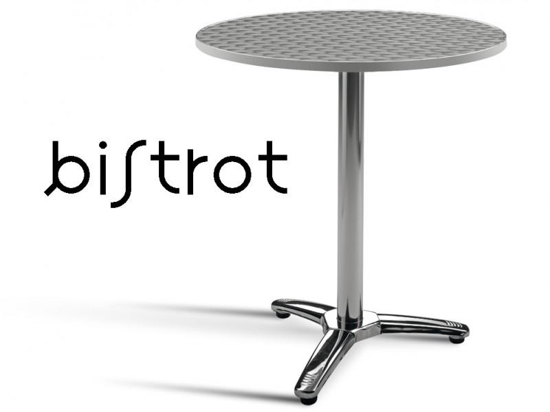 Table de bistrot exterieur - Numero de table pour restaurant ...
