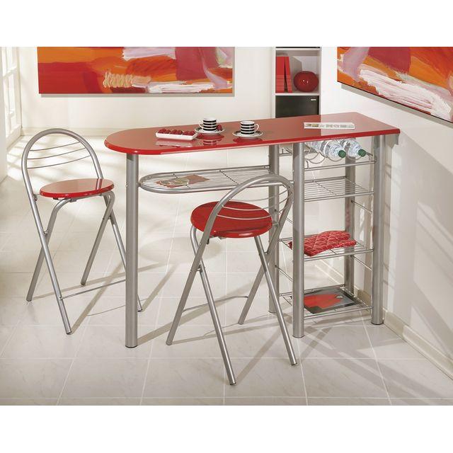 table de bar studio