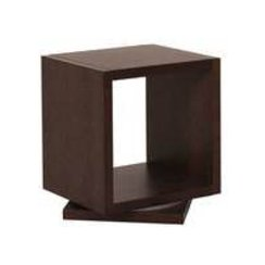 Table de chevet marron - Table de chevet solde ...