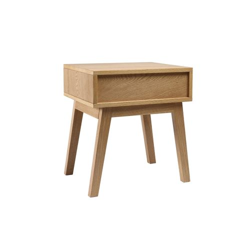 table de chevet nordique. Black Bedroom Furniture Sets. Home Design Ideas