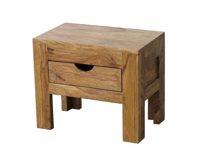 table de chevet zen