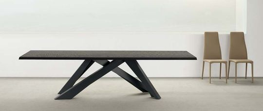 Table salle a manger design xxl for Table a manger design italien