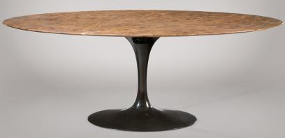 MOBILIER KNOLL TABLE SALLE A MANGER, Galerie Creation