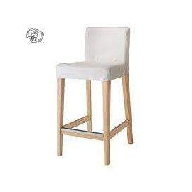 Tabouret de bar en bois conforama for Housse de chaise conforama