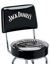 Tabouret de bar jack daniels for Meuble jack daniels