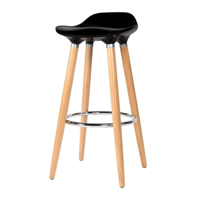 tabouret de bar la redoute. Black Bedroom Furniture Sets. Home Design Ideas