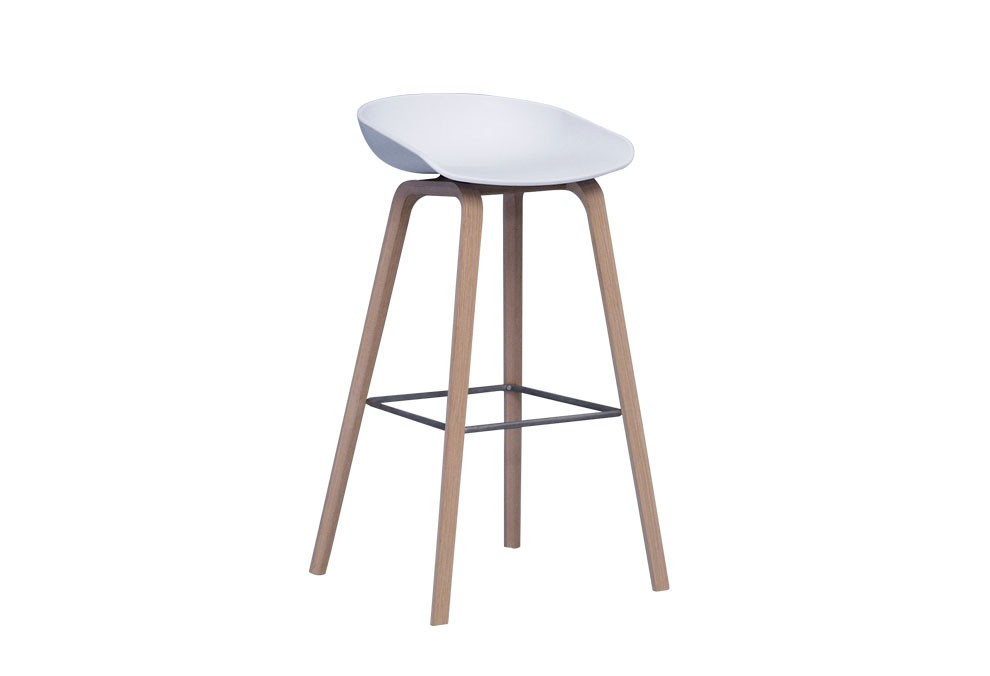 tabouret de bar scandinave. Black Bedroom Furniture Sets. Home Design Ideas