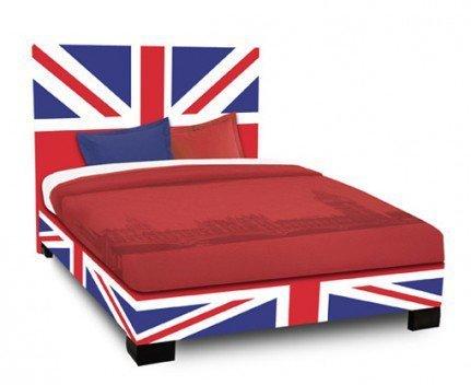 tete de lit anglais. Black Bedroom Furniture Sets. Home Design Ideas