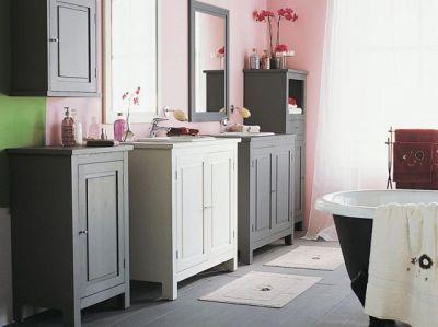 Armoire salle de bain alinea - Tapis de salle de bain alinea ...