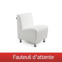 fauteuil attente salon coiffure