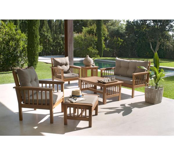 fauteuil bois salon de jardin. Black Bedroom Furniture Sets. Home Design Ideas