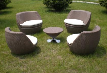 fauteuil boule salon de jardin. Black Bedroom Furniture Sets. Home Design Ideas