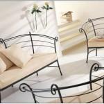 fauteuil de salon en fer forge